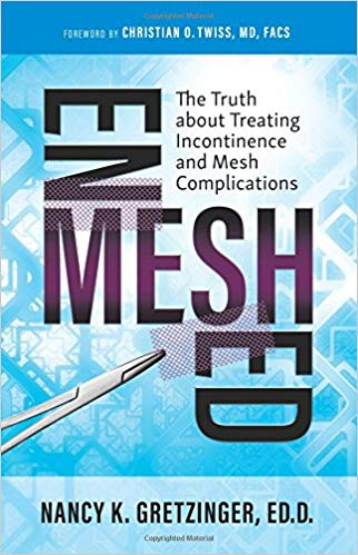 Authors Corner Dr. Nancy Gretzinger - Enmeshed