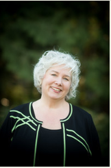 Chicks Connect 8th Birthday Business Sponsor - Aging Advisors PDX Joyce Sjoberg