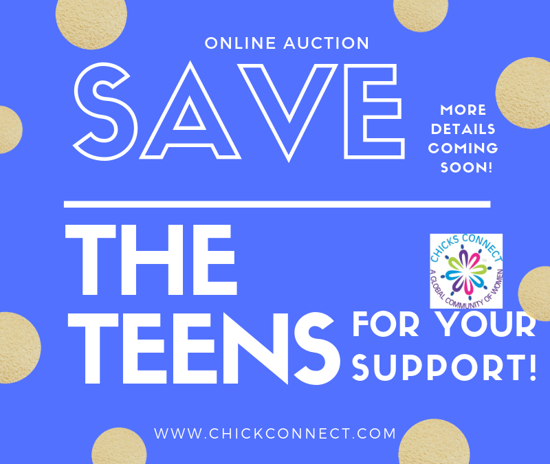 Chicks Give Back Online Auction