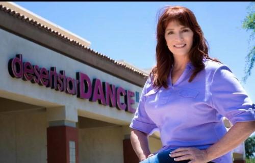 Ann Bode Desert Star Dance
