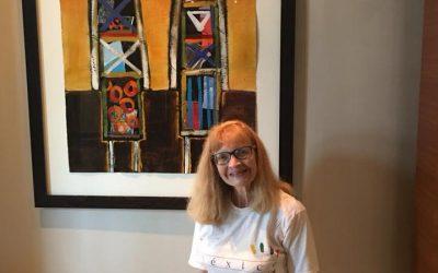 Lifetime Member - Marcia Merrill