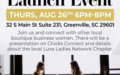 Luxe Ladies Network of Chicks Connect, Inc